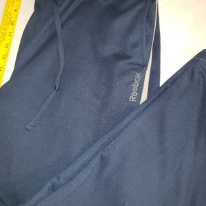 Reebok sz. Large blue athletic pants